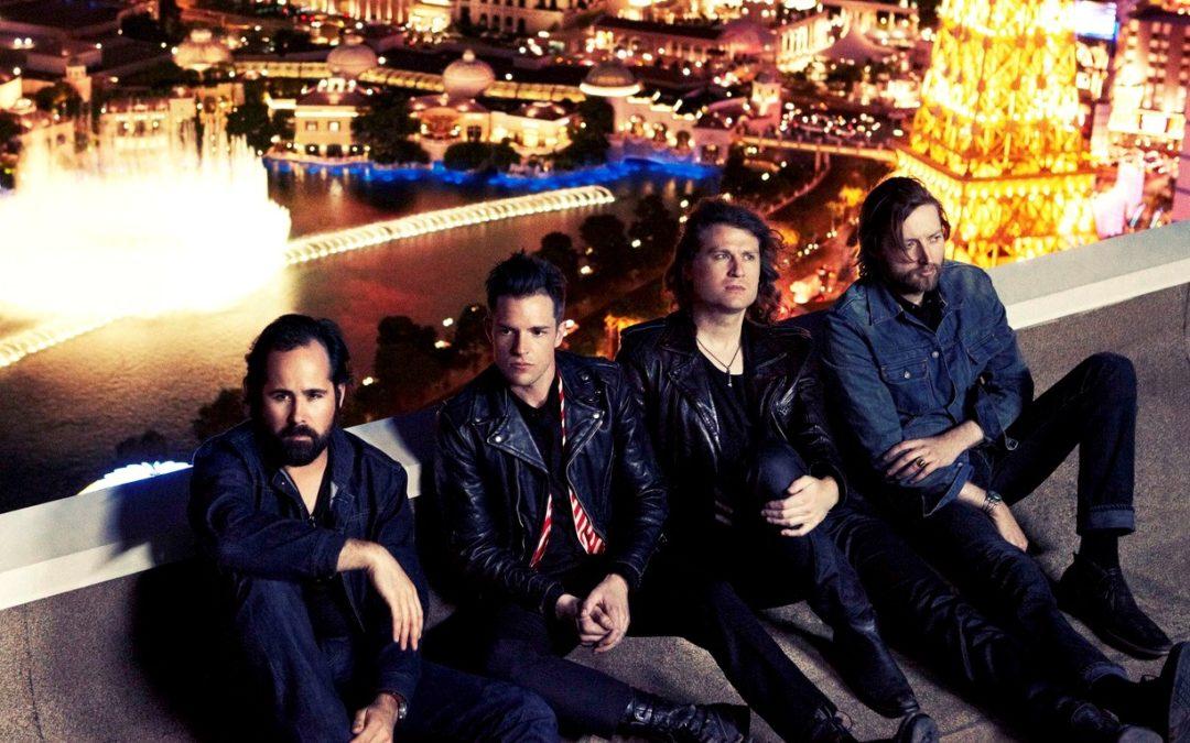 The Killers band Las Vegas